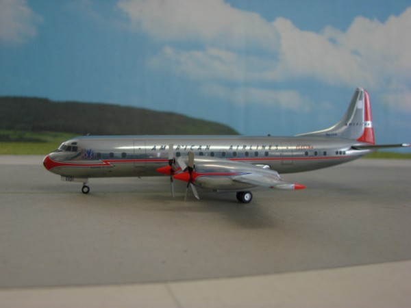 Lockheed L-188A Electra American Airlines