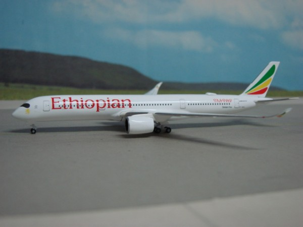 Airbus A350-900 Ethiopian Airlines