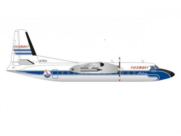 Fairchild FH-227 Piedmont Airlines
