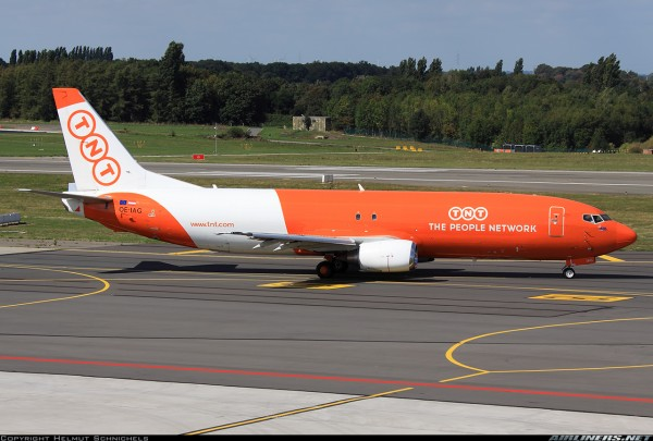 Boeing 737-400SF TNT (ASL Airlines)