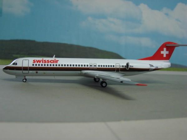 Fokker 100 Swissair