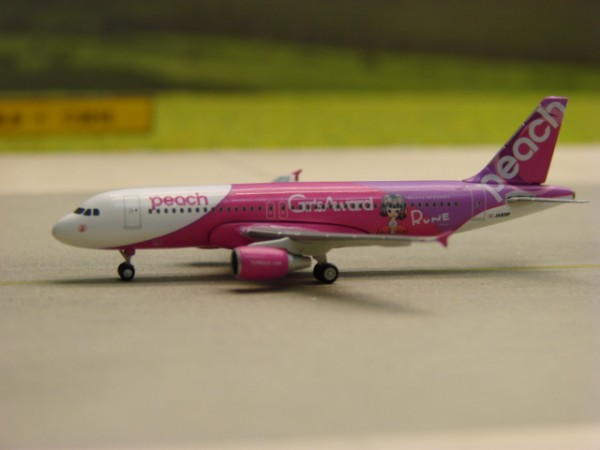 Airbus A320-200 Peach Aviation