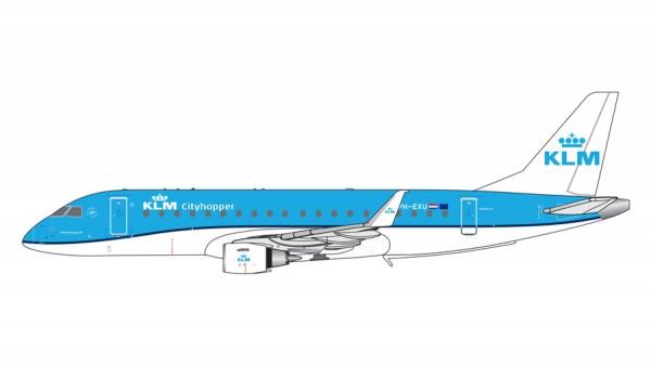Embraer 175 KLM Royal Dutch Airlines