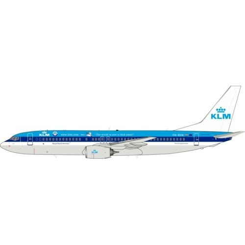 Boeing 737-800 KLM Royal Dutch Airlines