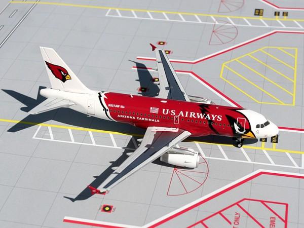 "Airbus A319 US Airways ""Arizona Cardinals"""