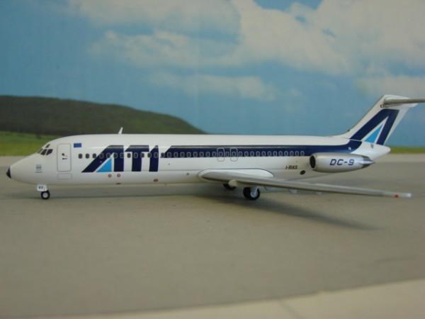 Douglas DC-9-30 ATI - Aero Trasporti Italiani