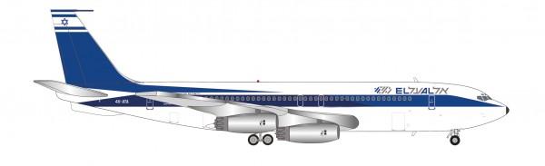 Boeing 707-400 EL AL Israel Airlines