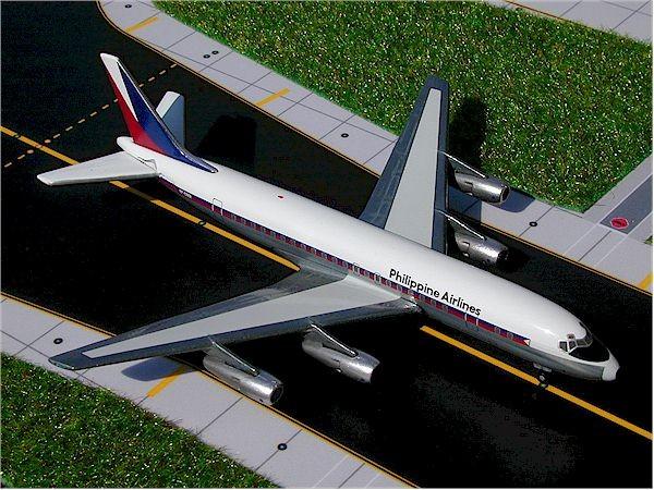 Douglas DC-8-50 Philippine Airlines