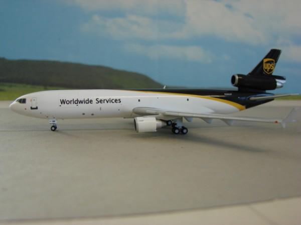 McDonnell-Douglas MD-11F UPS United Parcel Service