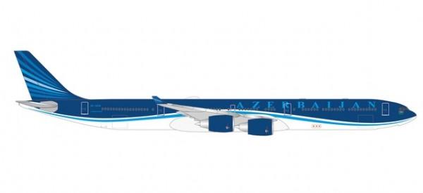 Airbus A340-600 Azerbaijan Airines