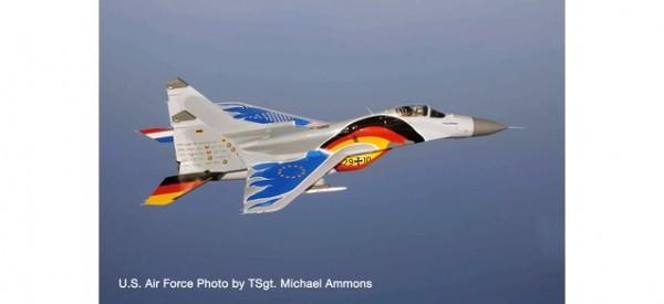 Mikoyan MiG-29A Fulcrum Luftwaffe