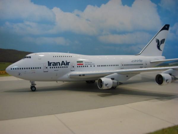 Boeing 747SP Iran Air