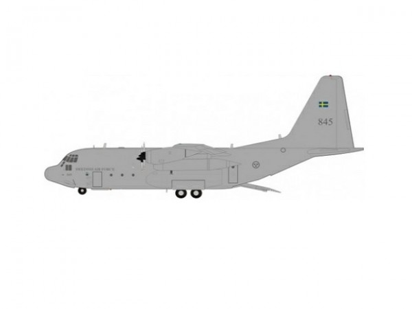 Lockheed C-130 Hercules Sweden Air Force