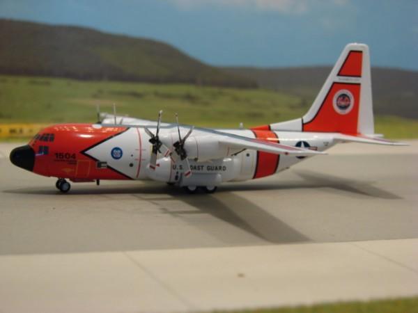 Lockheed HC-130H Hercules US Coast Guard