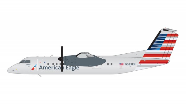 Bombardier Dash 8-300 American Airlines