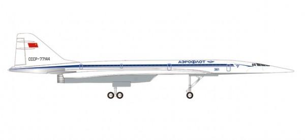 Tupolev TU-144S Tupolev Design Bureau