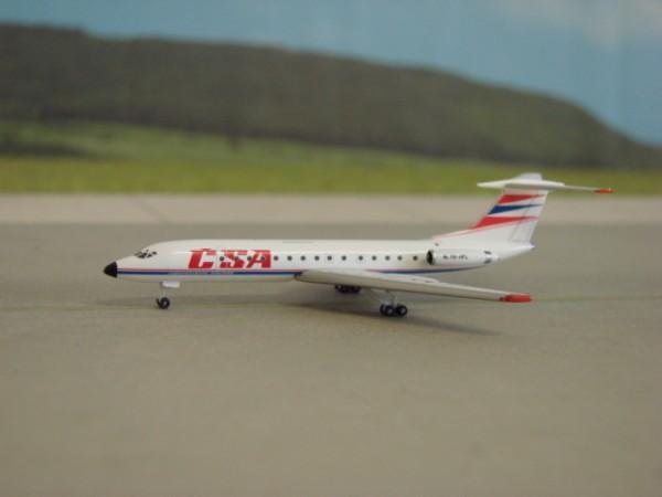 Tupolev TU-134A CSA Czechoslovak Airlines