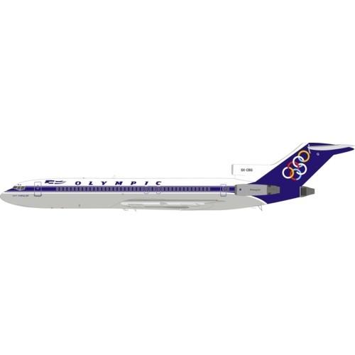 Boeing 727-200 Olympic Airways