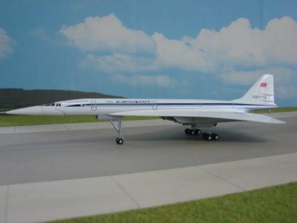 Tupolev TU-144S Aeroflot