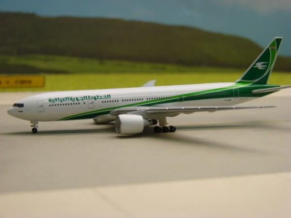 Boeing 777-200 Iraqi Airways
