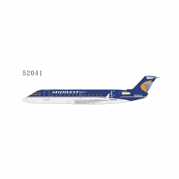 Bombardier CRJ-200 Midwest Connect