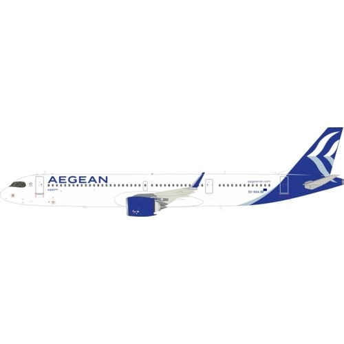 Airbus A321Neo Aegean Airlines