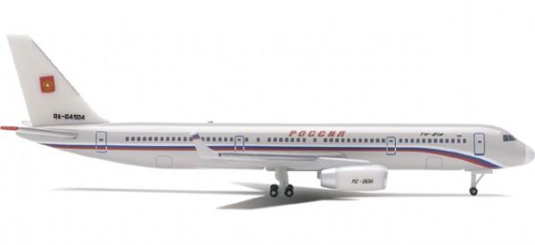 Tupolev TU-214 Russia State Transport Company