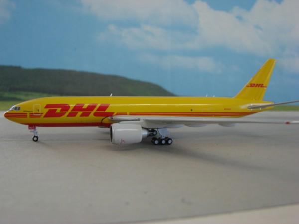 Boeing 777-200F DHL Aviation