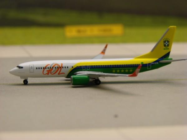 Boeing 737-800WL GOL Linhas Aereas Intelegentes