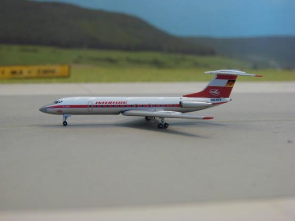 Tupolev TU-134A Interflug