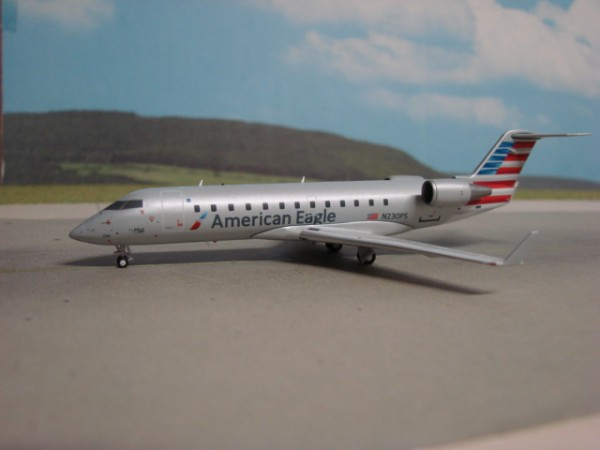 Bombardier CRJ-200 American Airlines