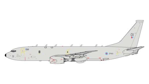 Boeing P-8 Poseidon Royal Air Force