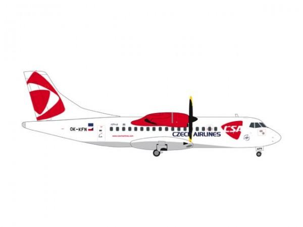 ATR 42-500 CSA Czech Airlines