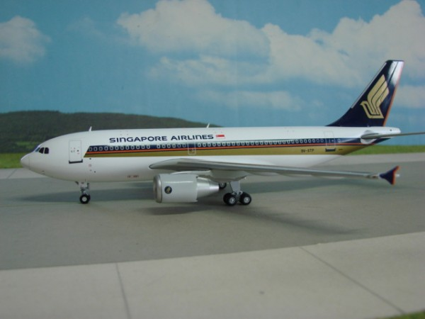 Airbus A310-200 Singapore Airlines