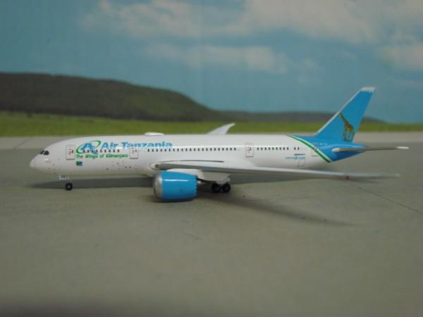 Boeing 787-8 Air Tanzania