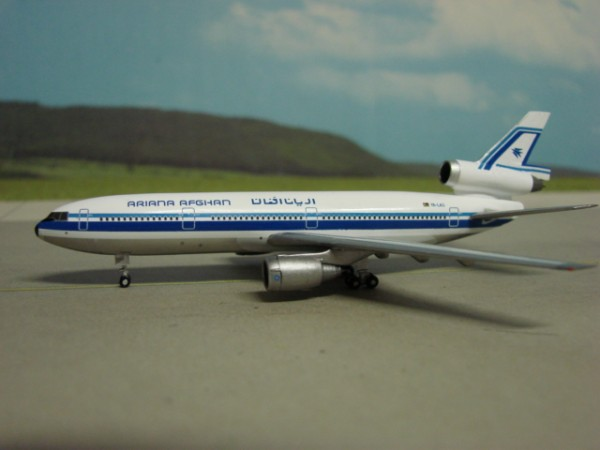 McDonnell-Douglas DC-10-30 Ariana Afghan Airlines