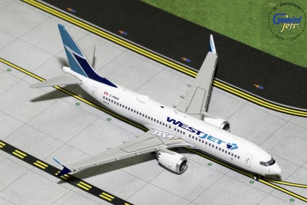 Boeing 737 MAX 8 Westjet