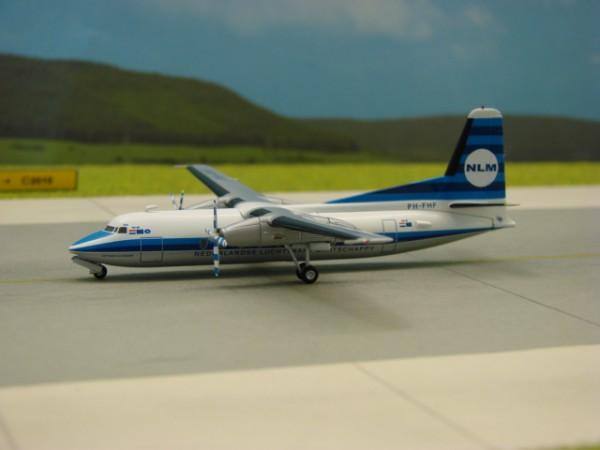 "Fokker 27 Friendship NLM ""Fokker Heritage Flight"""