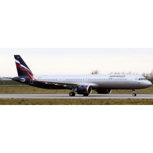 Airbus A321neo Aeroflot