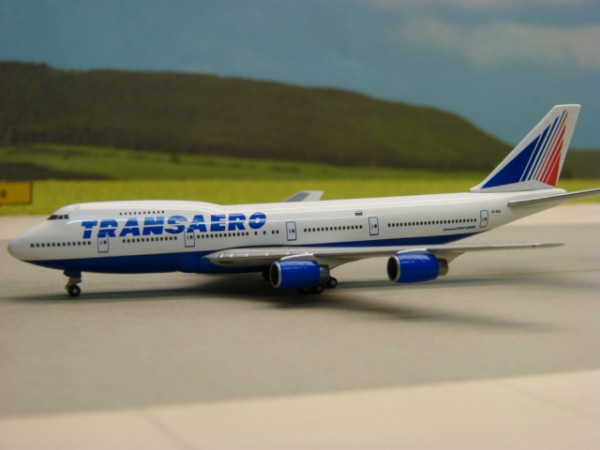 Boeing 747-200 Transaero