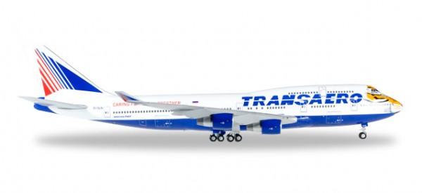 Boeing 747-400 Transaero