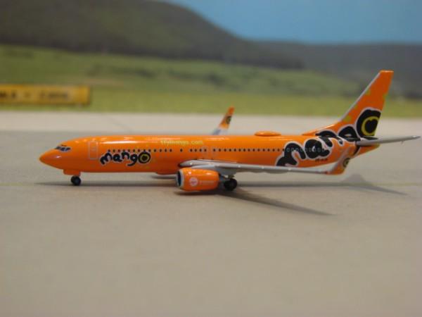 Boeing 737-800WL Mango