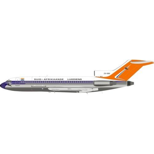 Boeing 727-100 South African Airways