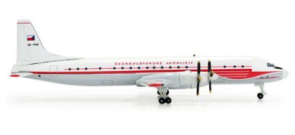 Ilyushin IL-18 CSA - Czechoslovak Airlines