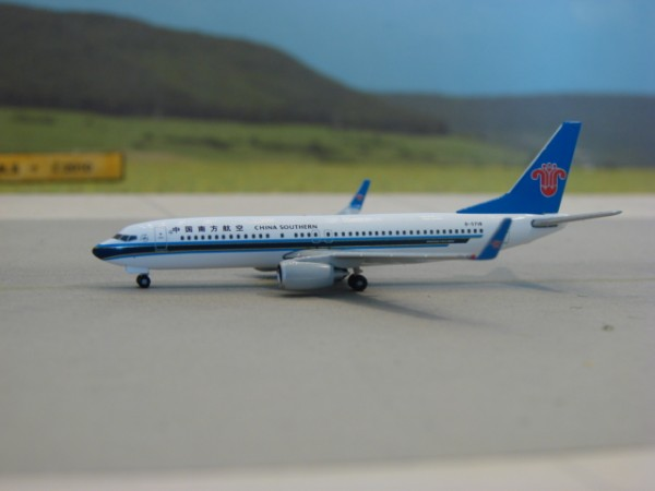 Boeing 737-800 China Southern
