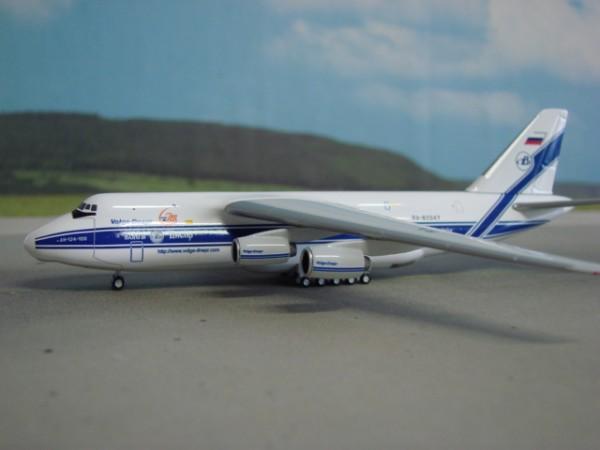 Antonov AN-124 Volga-Dnepr Airlines
