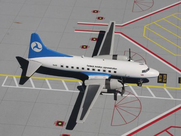 Convair CV-580 Federal Aviation Administration (FAA)