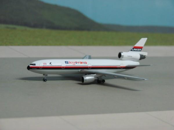 McDonnell-Douglas DC-10-10 Laker Airways