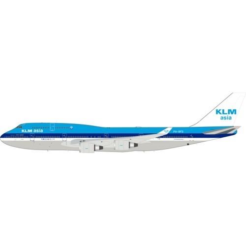 Boeing 747-400M KLM Asia