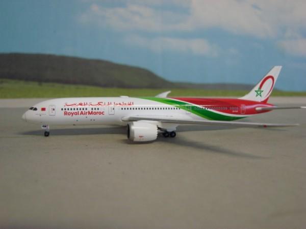 Herpa Wings 1:500 533652 Boeing 787-9 Royal Air Maroc